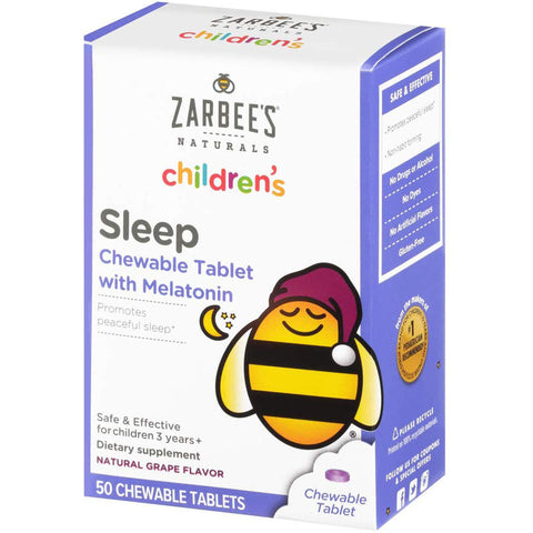 Melatonina Infantil Zarbee's Sleep