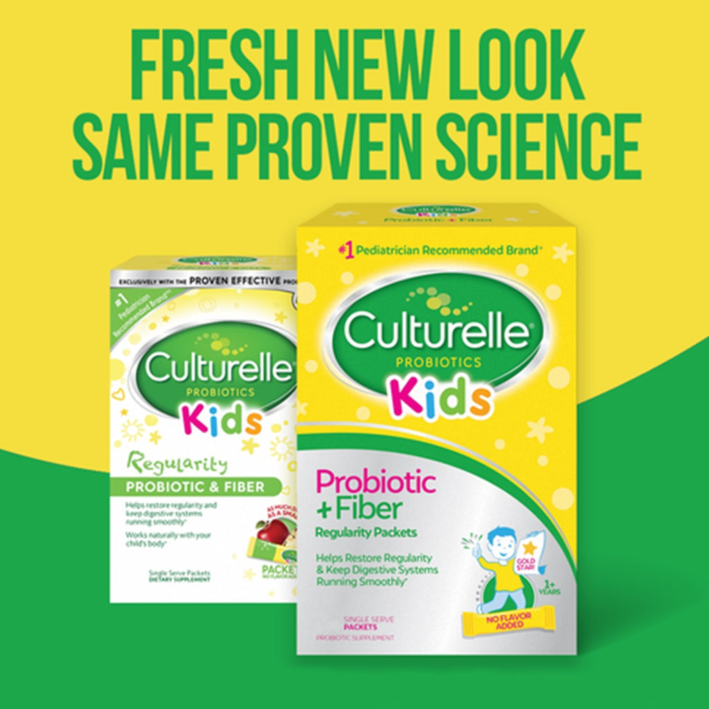 Remédio Homeopático Culturelle Regularity Probiotic + Fiber Kids