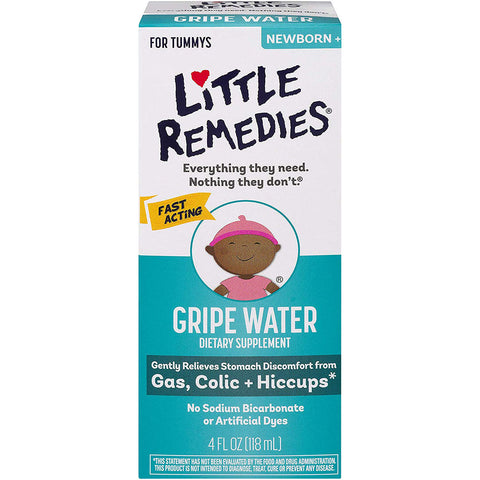Remédio Homeopático Little Remedies Gripe Water