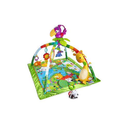 Tapete de Atividades Fisher Price Safari Green