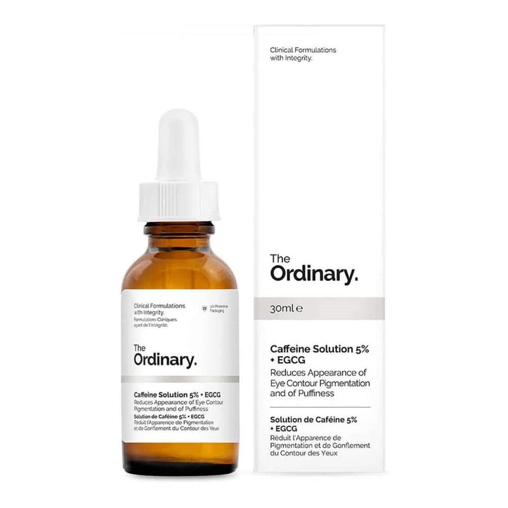 The Ordinary Caffeine Solution 5% EGCG 30ML