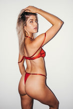 Load image into Gallery viewer, Kiki Bra (Red)