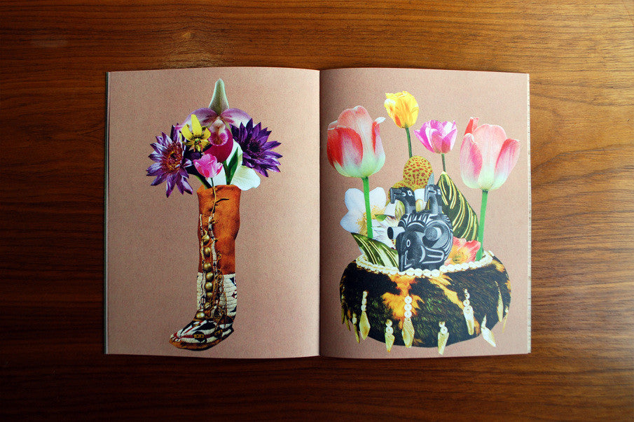Flower Arrangements Vol. 1 Art Book