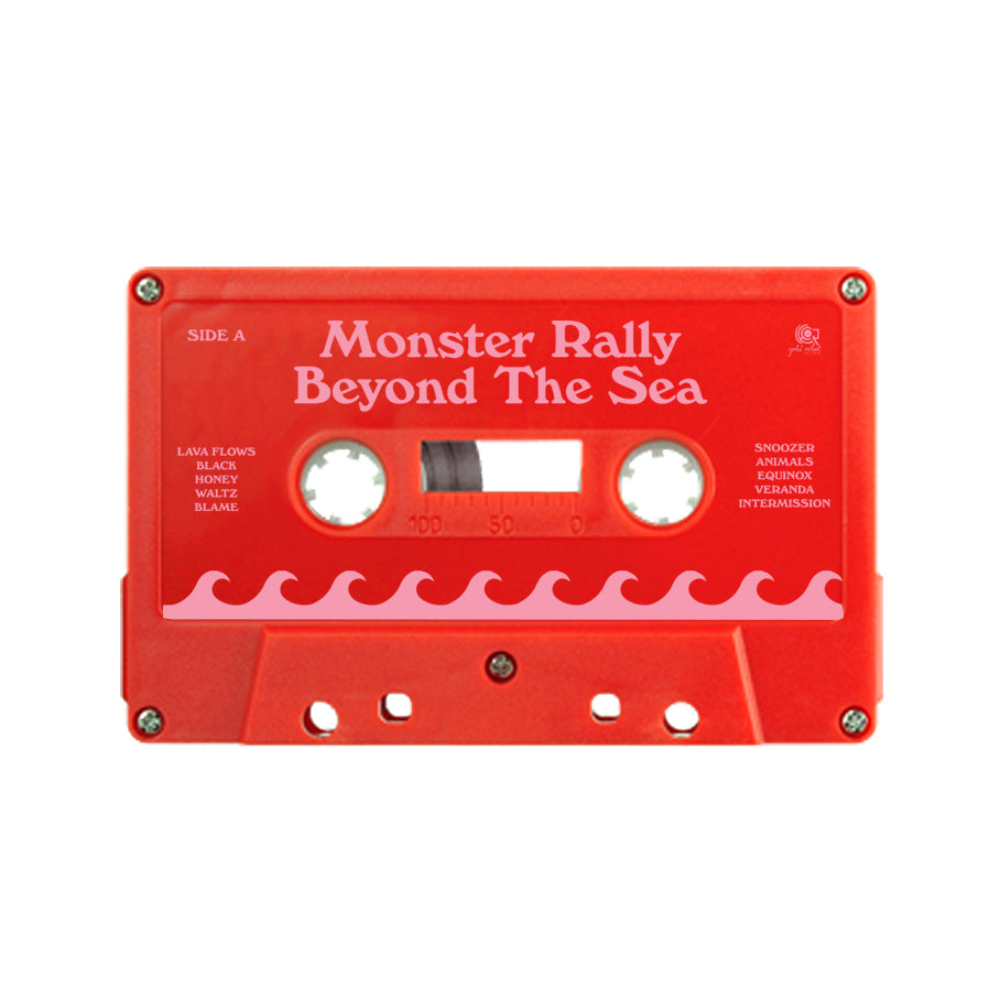 Monster Rally // Beyond the Sea Cassette Tape