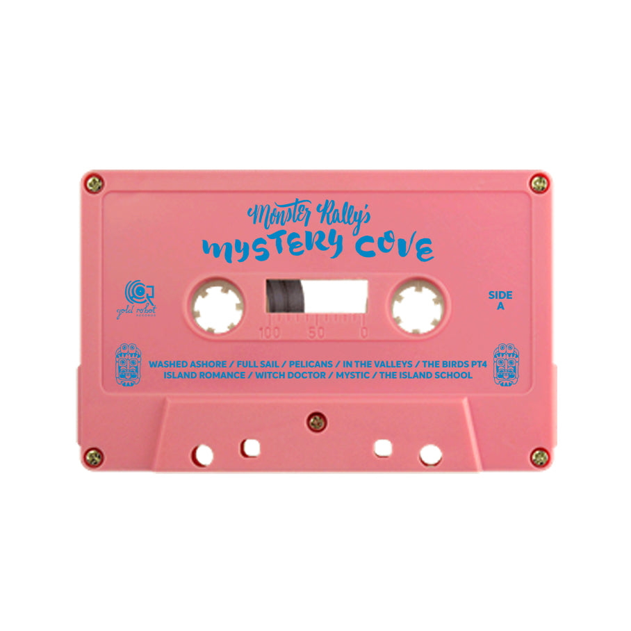 Monster Rally // Mystery Cove Cassette Tape