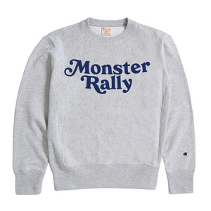 Monster Rally Reverse Weave Champion® Sweatshirt