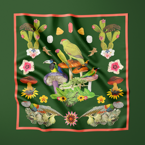 Jungle Silk Bandana