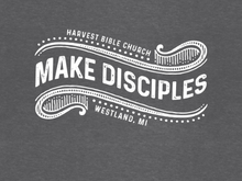 "Load image into Gallery viewer, ""Make Disciples"" T-Shirt Hoodie (Pre-Order)"