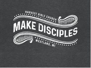 """Make Disciples"" Long Sleeve T-Shirt (Pre-Order)"