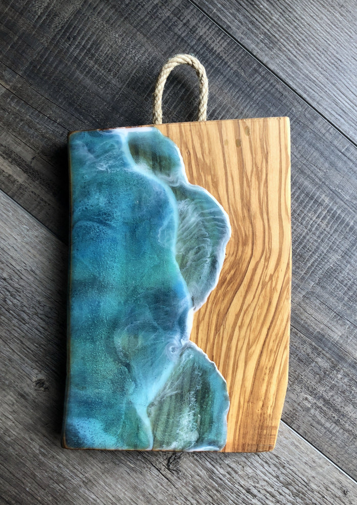 Olive Wood Charcuterie Board