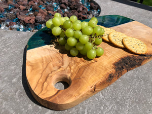 Charcuterie Cheese Board - Yvonne Dixon Art
