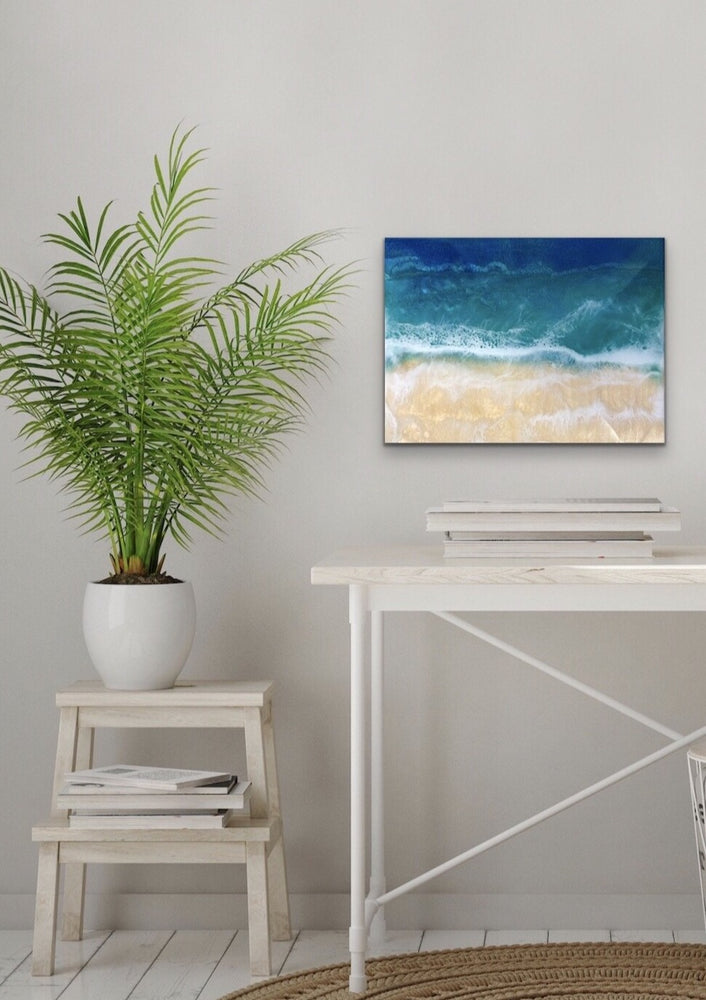 Patina Shores - Yvonne Dixon Art