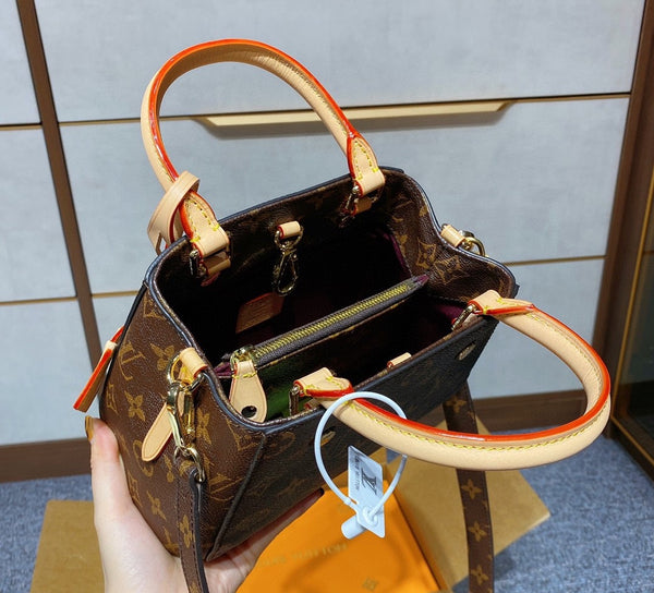 Lsv Handbag Brown