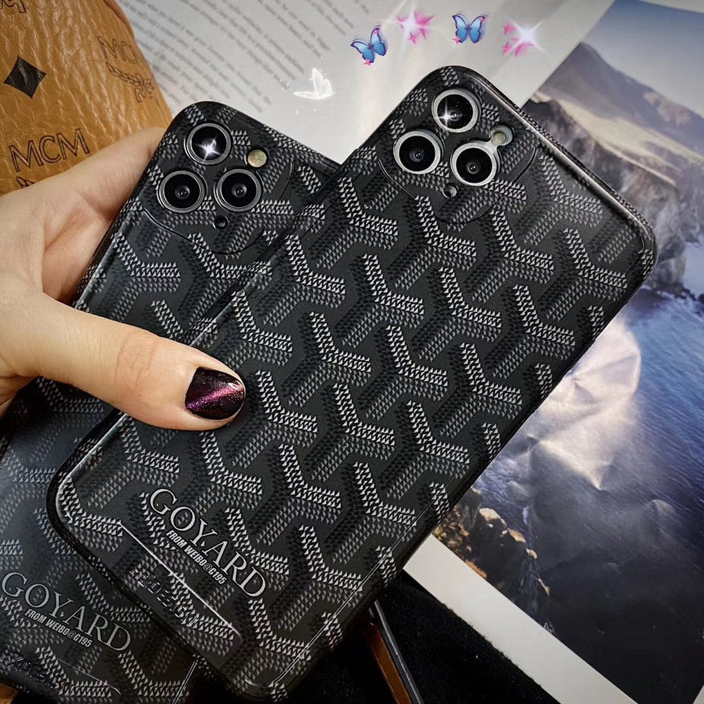YY Fun Printed Phone Case For iPhone