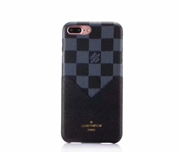 luxury brand Case with card slot for iphone