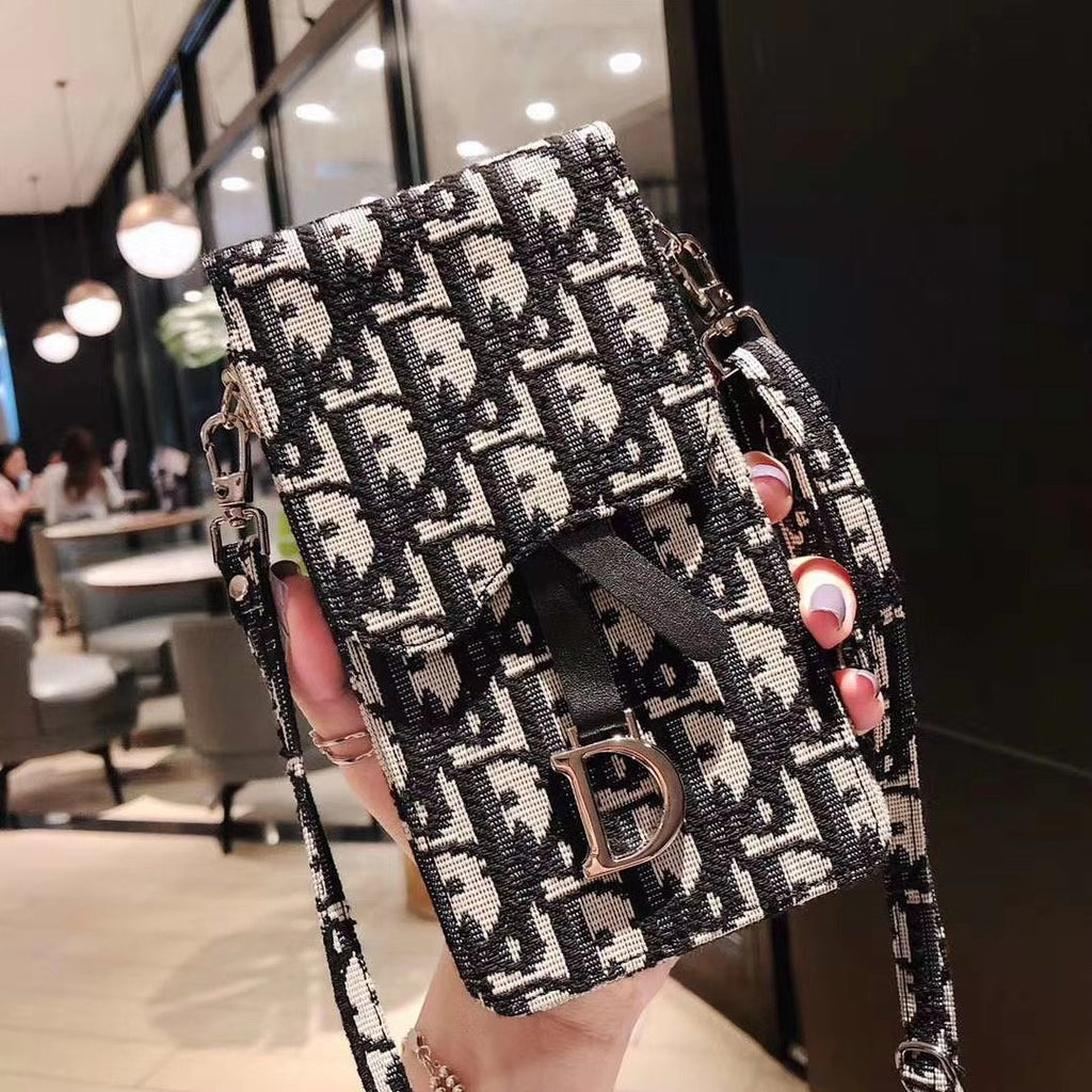 DDD Printed Phone Bag for All Phone