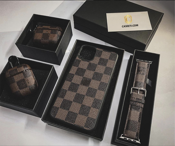 3 Piece Suite - iPhone Case | AirPod Case  | Watch Strap