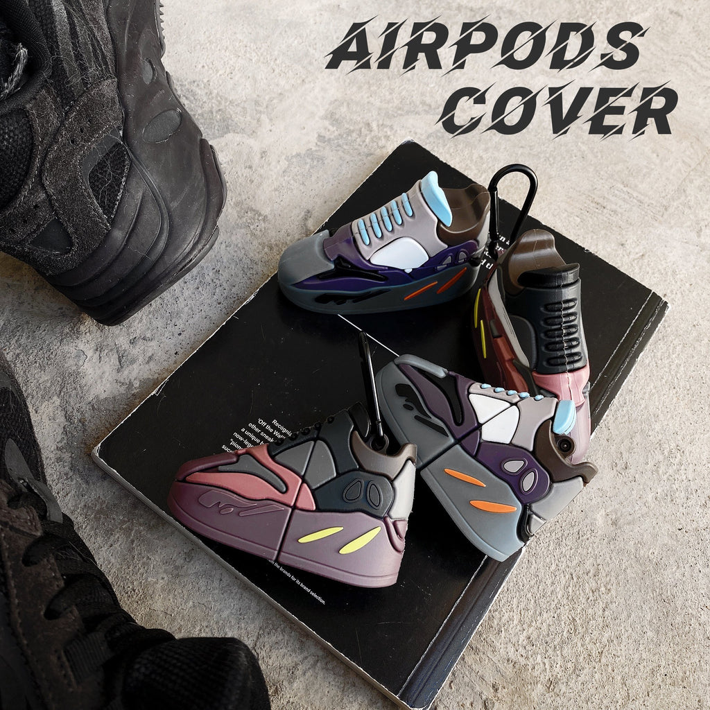 Big Did Shoes Headphone Case For Airpods