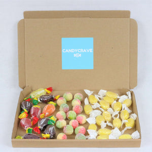 Boiled Sweets Mix Small Letterbox