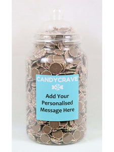 Brown Jazzles Giant Retro Jar