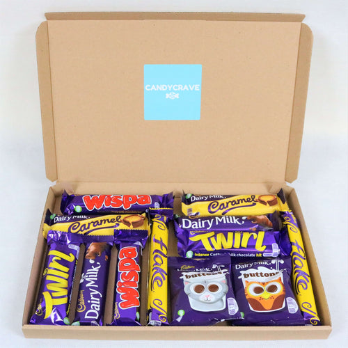Cadbury Chocolate Box Image