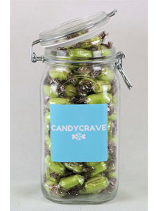 Chocolate Limes Clip Top Jar