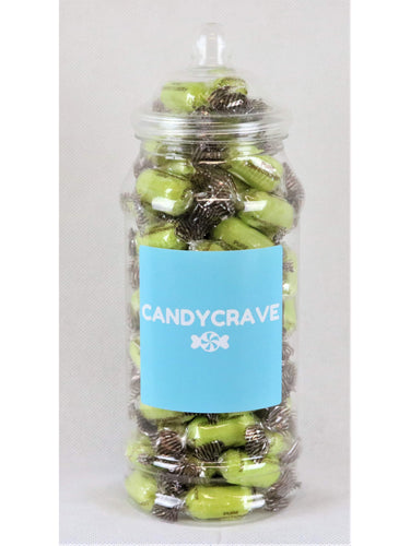 Chocolate Limes Medium Retro Jar