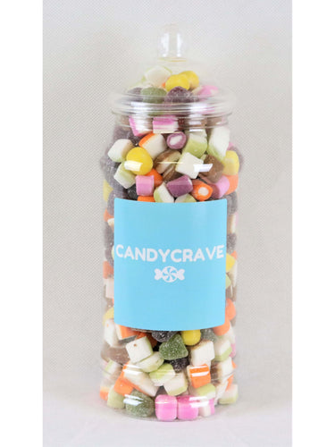 Dolly Mixture Medium Retro Jar