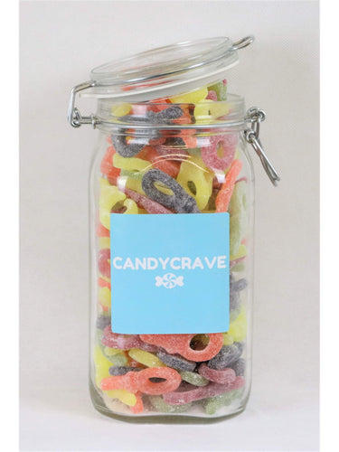 Fizzy Dummies Clip Top Jar