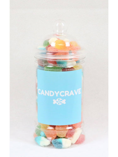 Fizzy Jelly Kids Mix Small Retro Jar