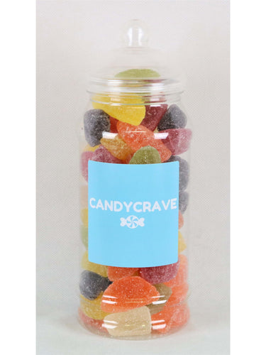 Fruit Jellies Medium Retro Jar