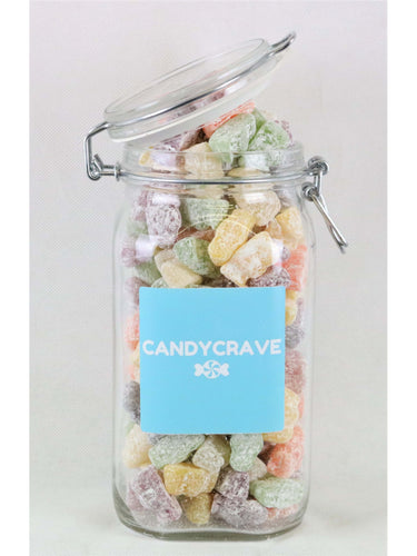 Jelly Babies Clip Top Jar