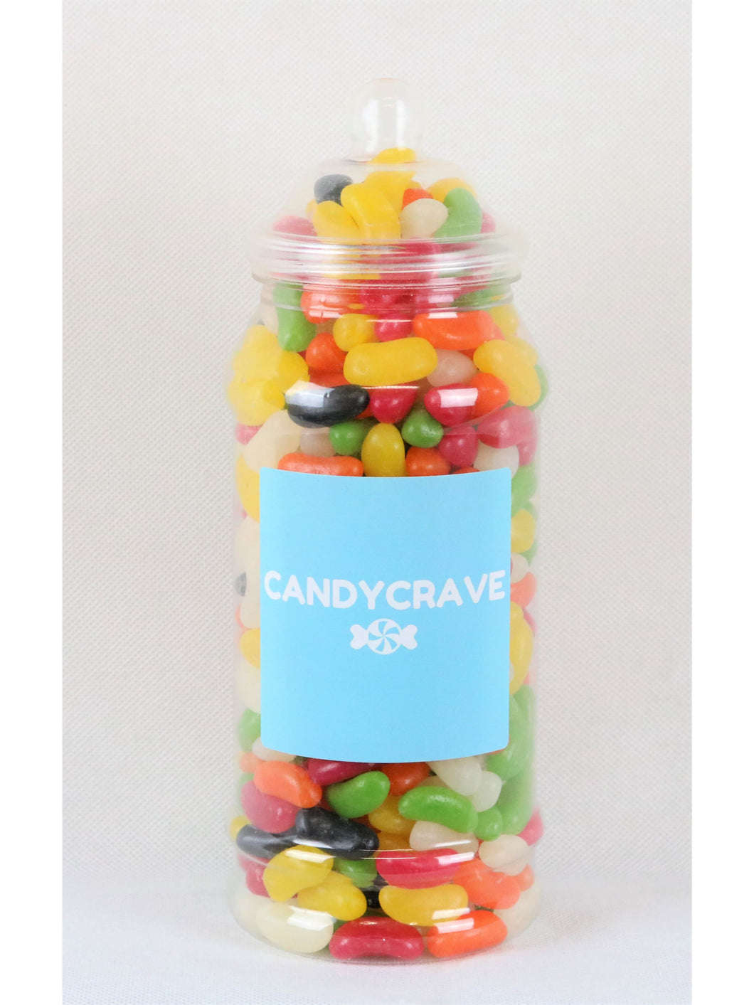 Jelly Beans Medium Retro Jar