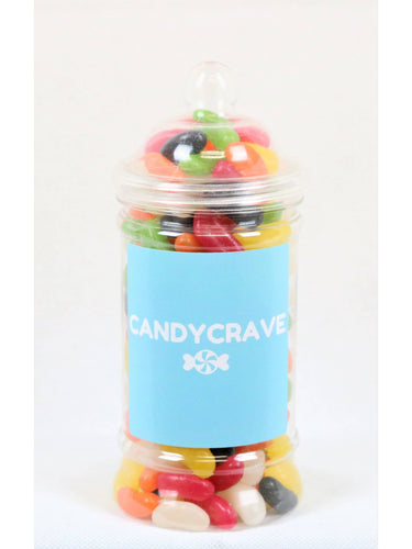 Jelly Beans Small Retro Jar