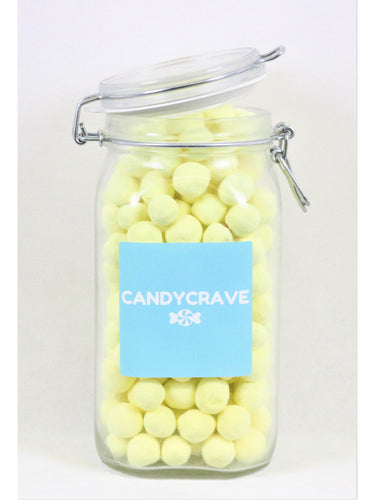 Lemon Bon Bons Clip Top Jar