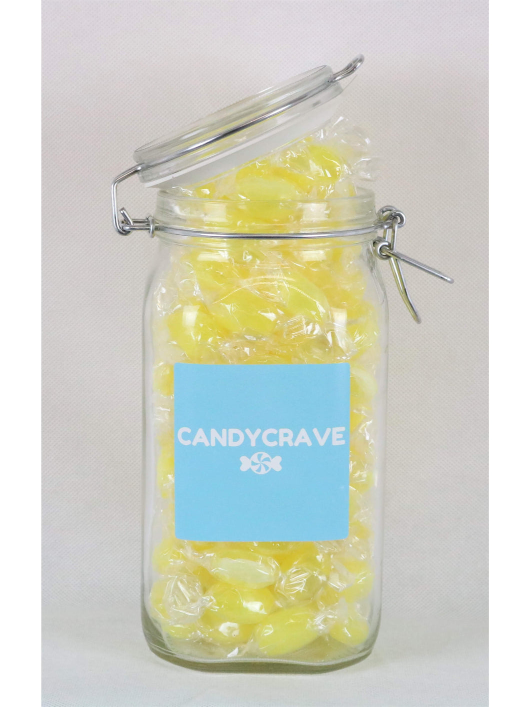 Lemon Sherbets Clip Top Jar
