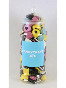 Liquorice Allsorts Medium Retro Jar