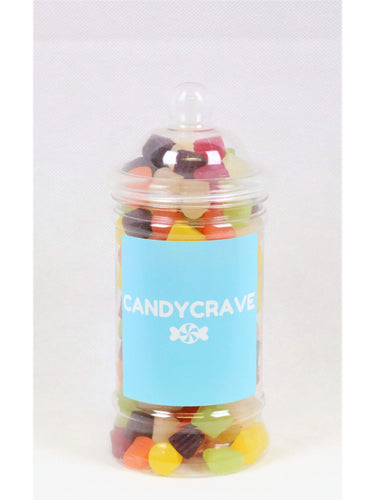Midget Gems Small Retro Jar