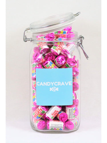 Mini Love Hearts Clip Top Jar