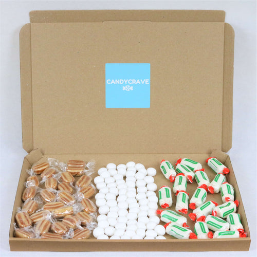 Mint Sweets Mix Large Letterbox