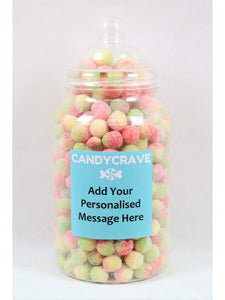 Rosey Apples Giant Retro Jar