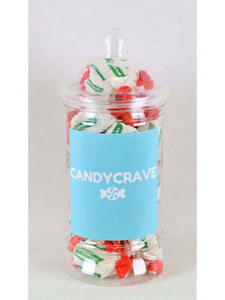 Spearmint Chews Small Retro Jar