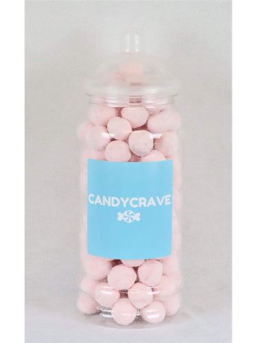 Strawberry Bon Bons Medium Retro Jar