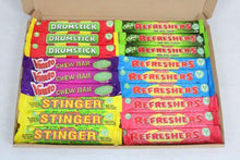 Load image into Gallery viewer, Vegan Swizzels Chew Bars Box - Personalised Sweets Box