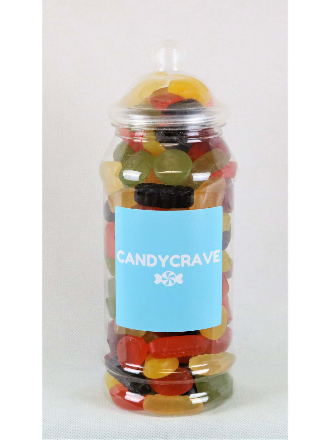 Wine Gums Medium Retro Jar