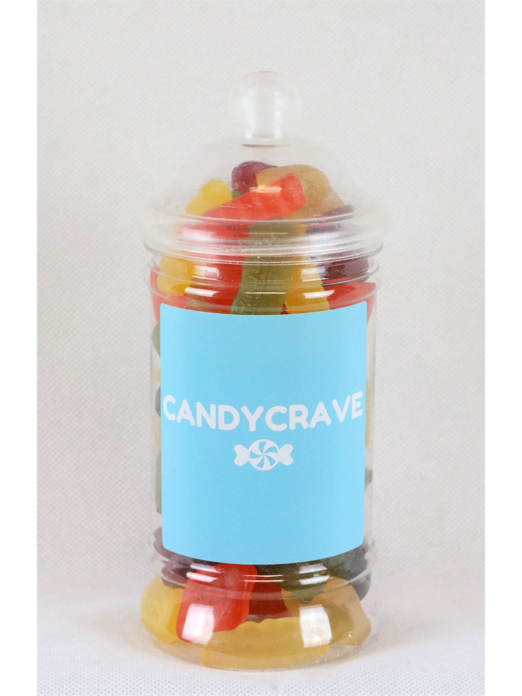 Wine Gums Small Retro Jar