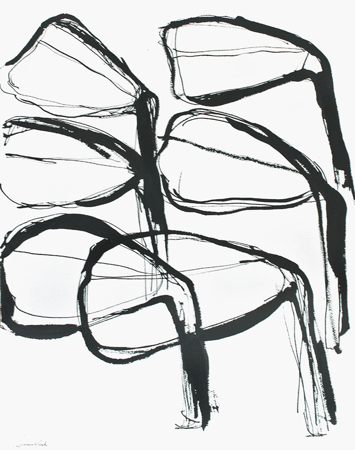 Study for Iron Bouquet