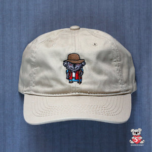 Koala Hiking Dad Hat