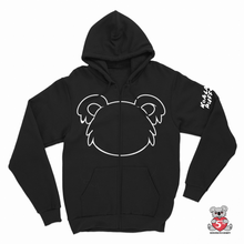 Koala Puffs Trippy Koala Zip Up