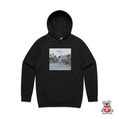 Smoking By Myself Hoodie (Black)